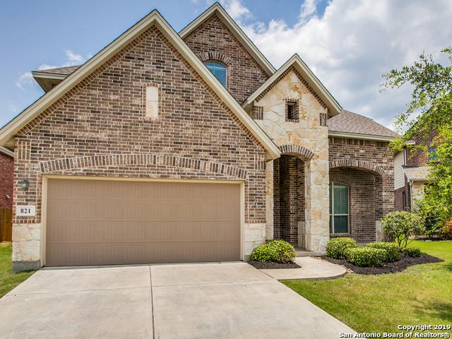 821 Perugia, Cibolo, TX 78108 (MLS #1387392) :: The Mullen Group | RE/MAX Access