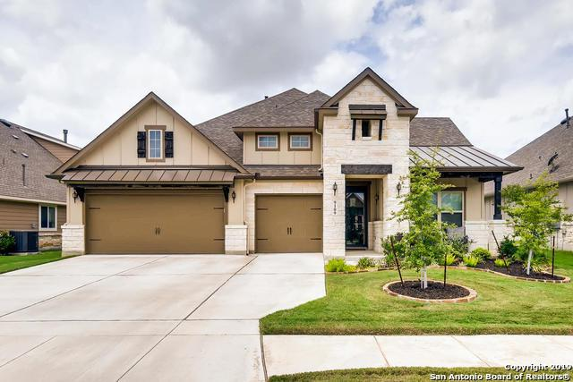 9109 Trail Stem, Schertz, TX 78154 (MLS #1387583) :: BHGRE HomeCity