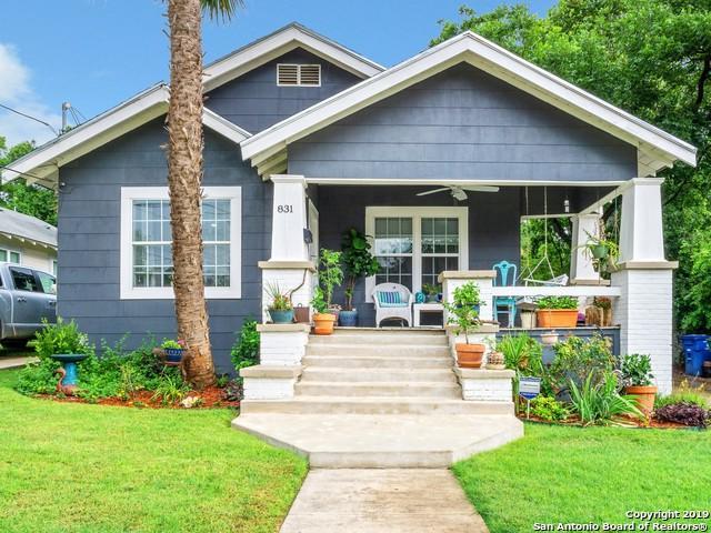 831 W Mulberry Ave, San Antonio, TX 78212 (MLS #1387693) :: Tom White Group