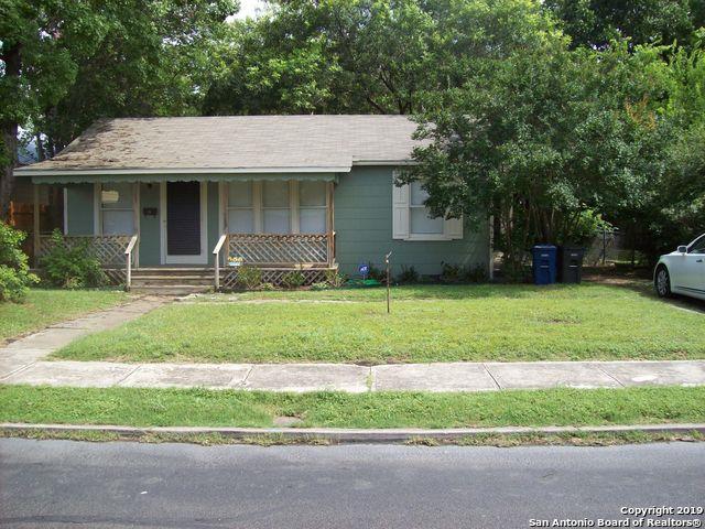 1825 W Santa Barbara, San Antonio, TX 78201 (MLS #1387720) :: Neal & Neal Team