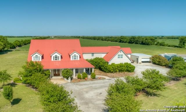 4411 S Santa Clara Rd, Marion, TX 78124 (MLS #1388601) :: Alexis Weigand Real Estate Group