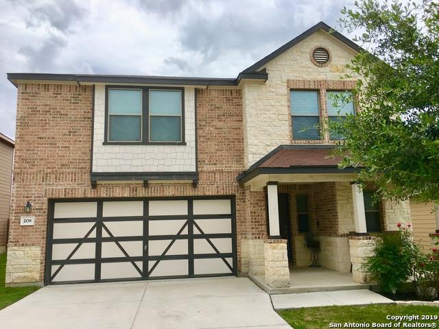 208 Gatewood Clf, Cibolo, TX 78108 (MLS #1388605) :: BHGRE HomeCity