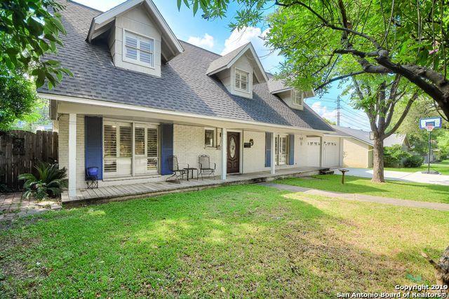 8403 Laurelhurst Dr, San Antonio, TX 78209 (MLS #1388614) :: BHGRE HomeCity