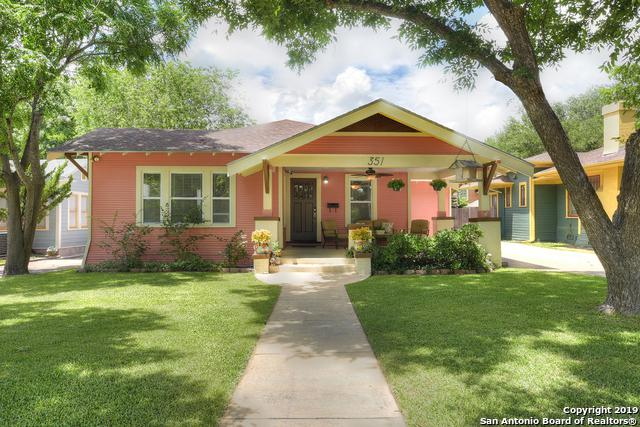 351 Carnahan St, San Antonio, TX 78209 (MLS #1388625) :: Exquisite Properties, LLC