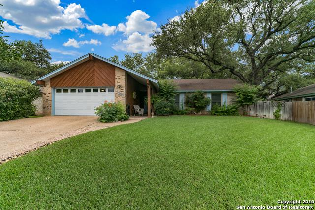 2707 Burning Oak St, San Antonio, TX 78247 (MLS #1388980) :: The Mullen Group | RE/MAX Access