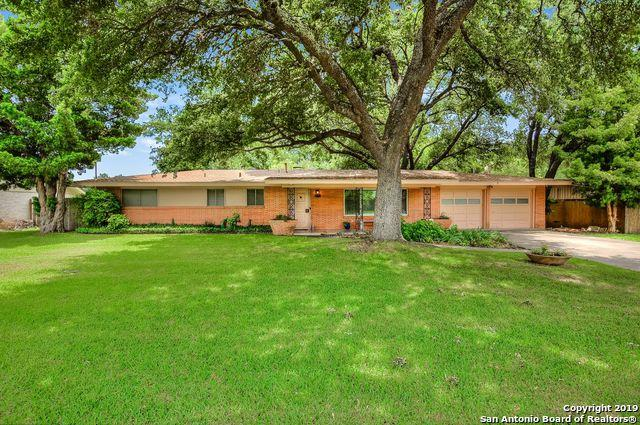 102 Herweck Dr, Castle Hills, TX 78213 (MLS #1389127) :: Neal & Neal Team