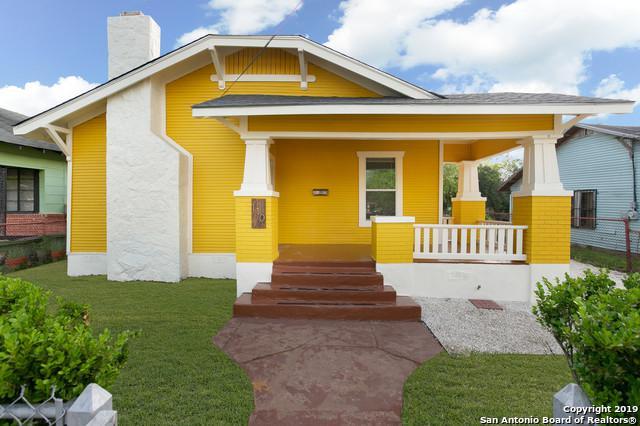 110 Applin Ave, San Antonio, TX 78210 (MLS #1389159) :: Tom White Group