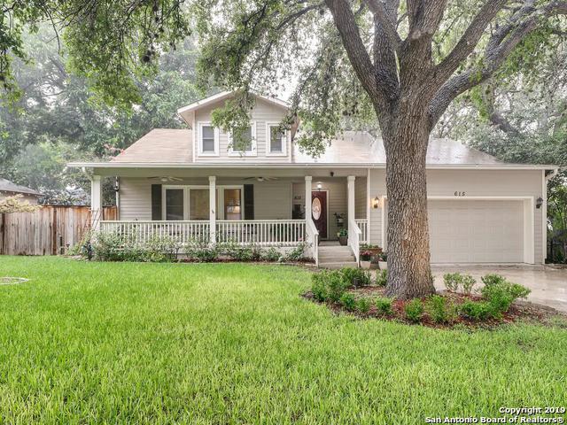 615 Imlay St, Alamo Heights, TX 78209 (MLS #1389284) :: River City Group