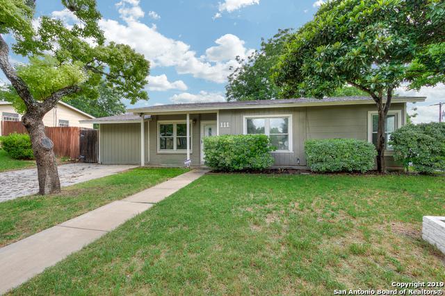 111 Cherry Ridge Dr, San Antonio, TX 78213 (MLS #1389363) :: The Mullen Group | RE/MAX Access