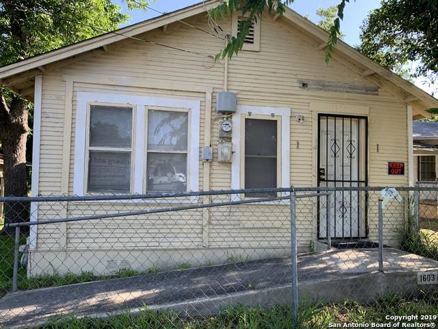 1603 Lennon Ave, San Antonio, TX 78223 (MLS #1389379) :: NewHomePrograms.com LLC