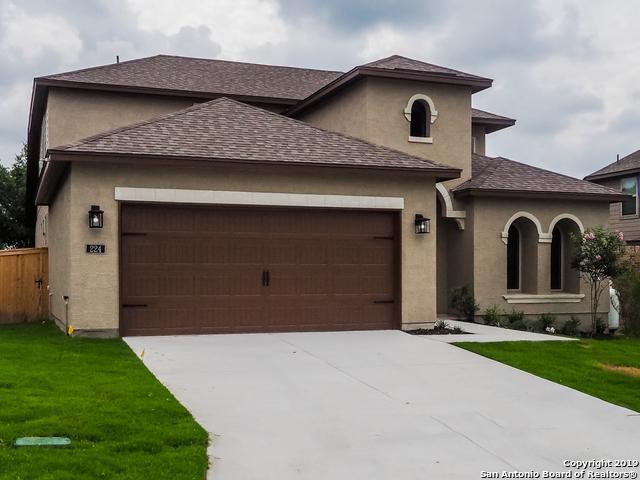224 Lucchese, San Antonio, TX 78253 (MLS #1389530) :: Tom White Group