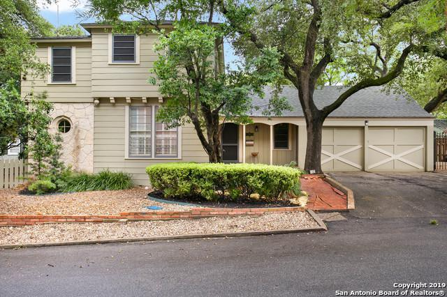 10 Ledge Ln, San Antonio, TX 78212 (MLS #1389621) :: Reyes Signature Properties