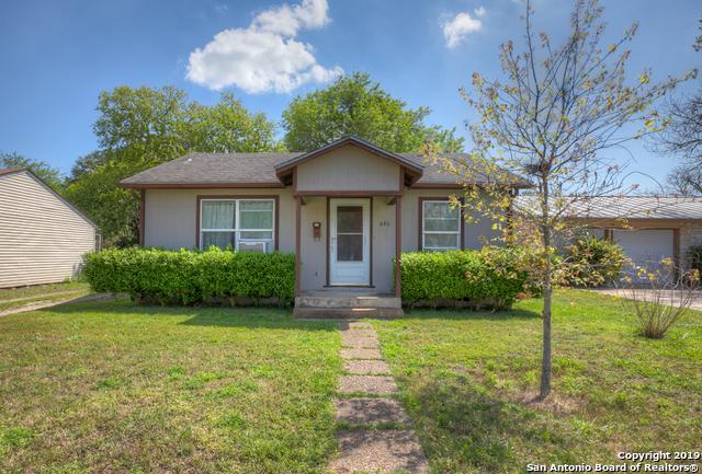 606 Curtiss St, Schertz, TX 78154 (MLS #1389733) :: BHGRE HomeCity