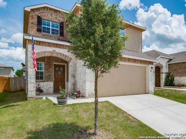 460 Auburn Park, Selma, TX 78154 (MLS #1389800) :: The Mullen Group | RE/MAX Access