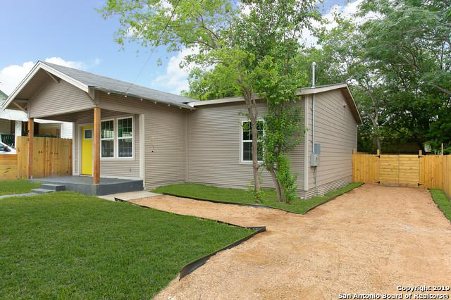 410 Spruce St, San Antonio, TX 78203 (MLS #1389822) :: Tom White Group