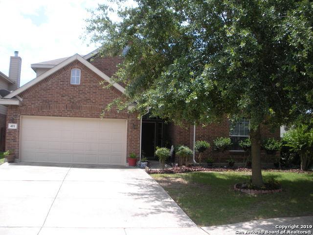401 Sorenstam Way, Cibolo, TX 78108 (MLS #1389883) :: BHGRE HomeCity