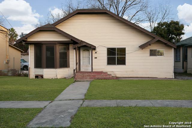 1531 W Summit Ave, San Antonio, TX 78201 (MLS #1390035) :: Alexis Weigand Real Estate Group