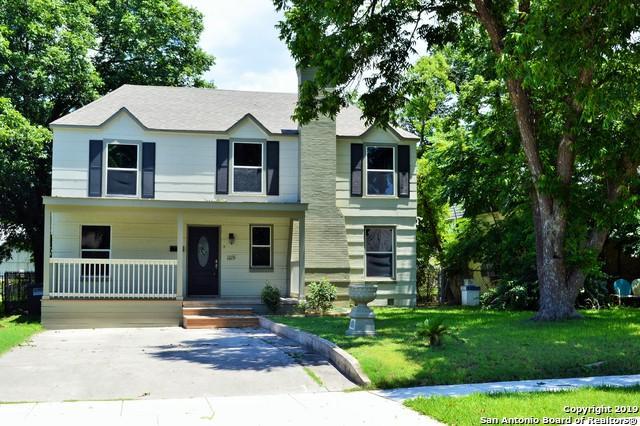 1319 Mckinley Ave, San Antonio, TX 78210 (MLS #1390052) :: The Mullen Group | RE/MAX Access