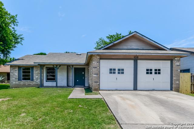 419 Wagon Xing, Universal City, TX 78148 (MLS #1390148) :: The Mullen Group | RE/MAX Access