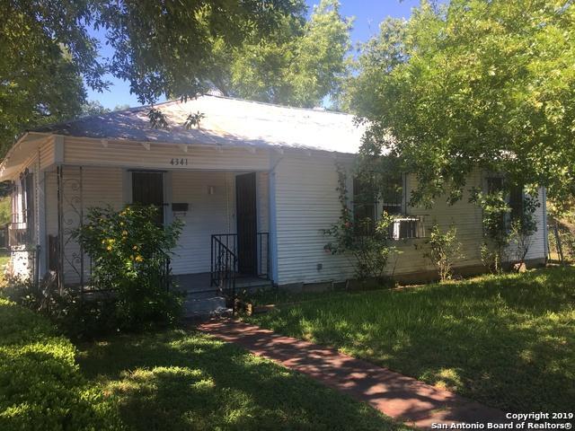 4341 Buena Vista St, San Antonio, TX 78237 (MLS #1390205) :: BHGRE HomeCity