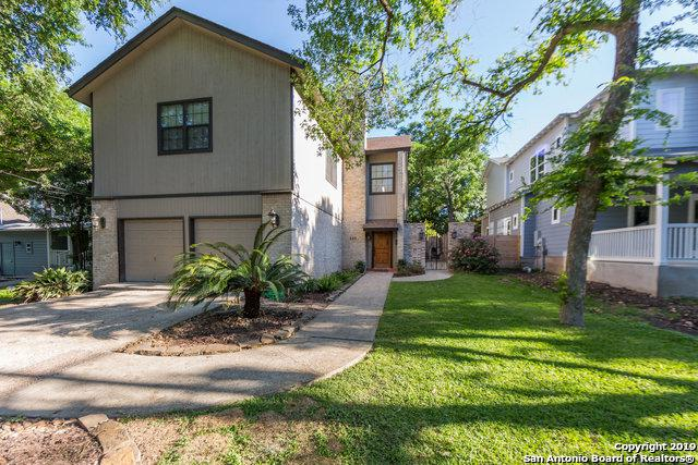 307 Ogden Ln, Alamo Heights, TX 78209 (MLS #1390394) :: The Castillo Group