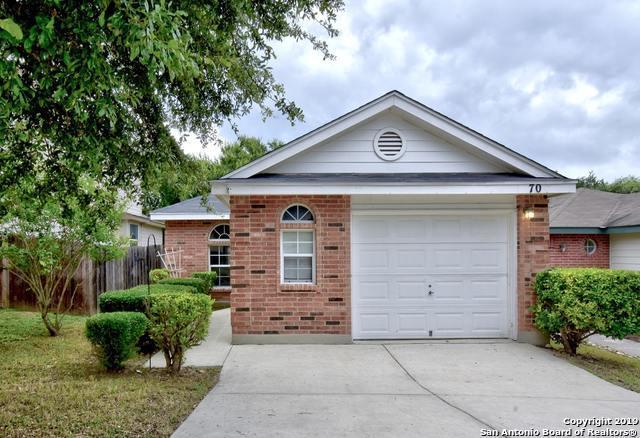 70 Rainy Ave, San Antonio, TX 78240 (MLS #1390402) :: BHGRE HomeCity