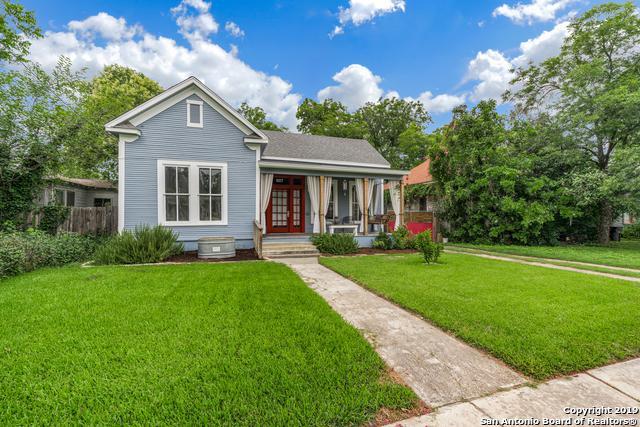 907 Hays St, San Antonio, TX 78202 (MLS #1390691) :: Tom White Group