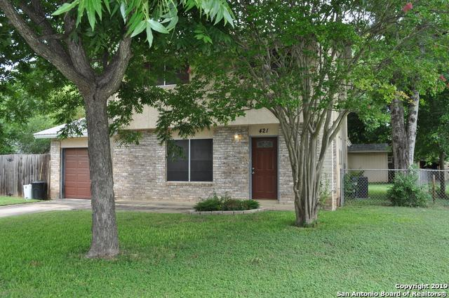 421 Judith Ann Dr, Schertz, TX 78154 (MLS #1390775) :: BHGRE HomeCity