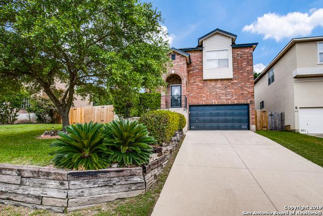 4227 Knollbluff, San Antonio, TX 78247 (MLS #1390814) :: BHGRE HomeCity