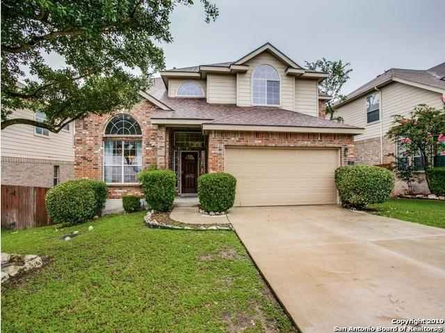 419 Coyanosa Falls, San Antonio, TX 78258 (MLS #1390835) :: Tom White Group