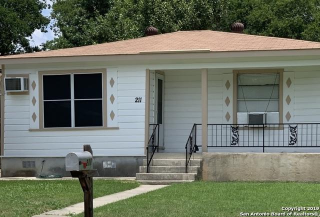 211 Baird St, San Antonio, TX 78228 (MLS #1390962) :: Magnolia Realty