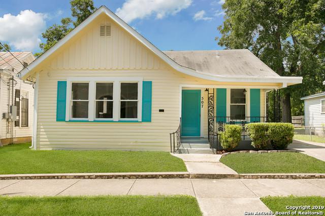 507 Center St, San Antonio, TX 78202 (MLS #1391020) :: Erin Caraway Group