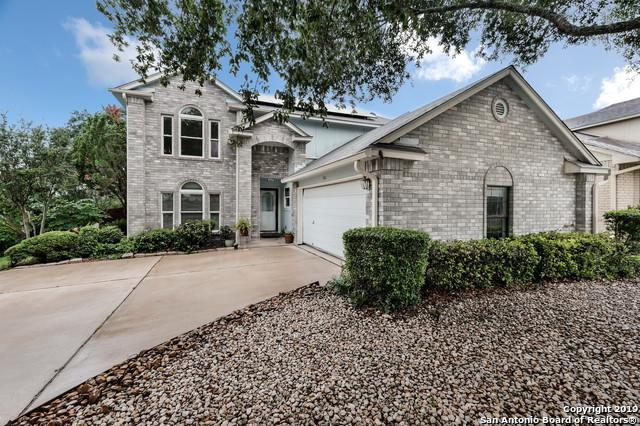 902 Amberstone Dr, San Antonio, TX 78258 (MLS #1391047) :: River City Group