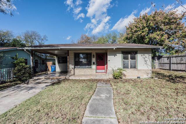 211 Quentin Dr, San Antonio, TX 78201 (MLS #1391311) :: BHGRE HomeCity