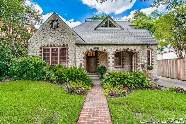 227 Stanford Dr, Olmos Park, TX 78212 (MLS #1391342) :: The Castillo Group