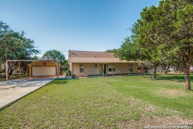2021 Comfort, Canyon Lake, TX 78133 (MLS #1391366) :: BHGRE HomeCity