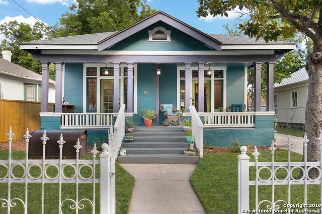 610 Barbe St, San Antonio, TX 78210 (MLS #1391391) :: Reyes Signature Properties