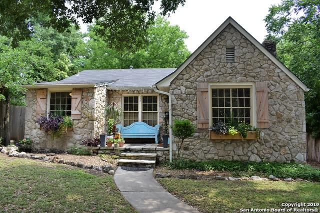 112 E Sunset Rd, San Antonio, TX 78209 (MLS #1391409) :: Vivid Realty