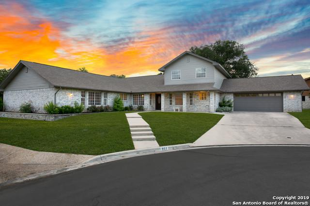 907 River Rock, New Braunfels, TX 78130 (MLS #1391453) :: BHGRE HomeCity