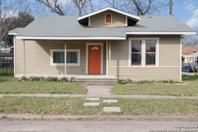 1013 N Palmetto St, San Antonio, TX 78202 (MLS #1391535) :: Erin Caraway Group