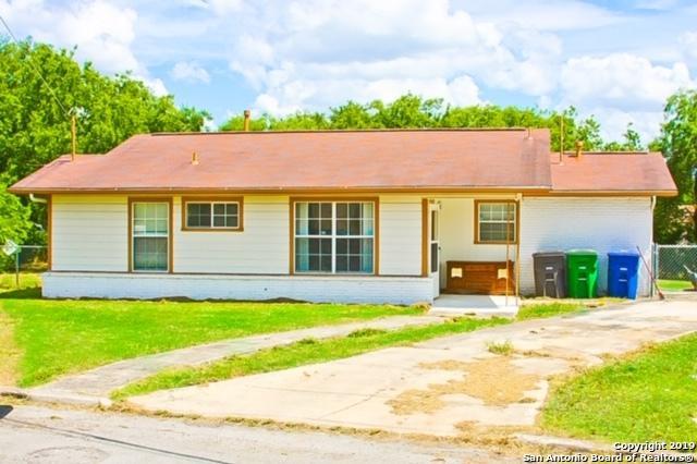 202 Vanley Dr, San Antonio, TX 78228 (MLS #1391566) :: BHGRE HomeCity