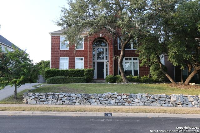 1735 Montecino, San Antonio, TX 78258 (MLS #1391595) :: Tom White Group