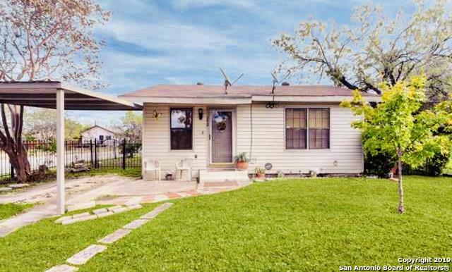 258 Carlota Ave, San Antonio, TX 78228 (MLS #1391609) :: The Mullen Group   RE/MAX Access