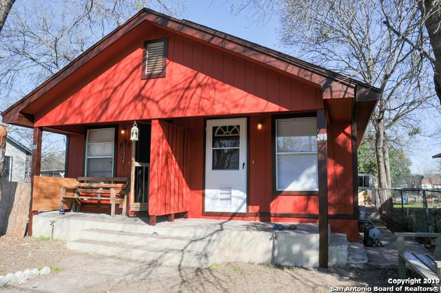 265 Rosebud Ln, San Antonio, TX 78221 (MLS #1391642) :: Magnolia Realty