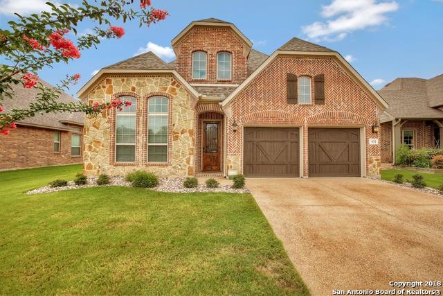 531 Mission Hill Run, New Braunfels, TX 78132 (MLS #1391670) :: Tom White Group