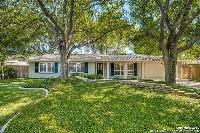 434 Northridge Dr, San Antonio, TX 78209 (MLS #1391679) :: Alexis Weigand Real Estate Group