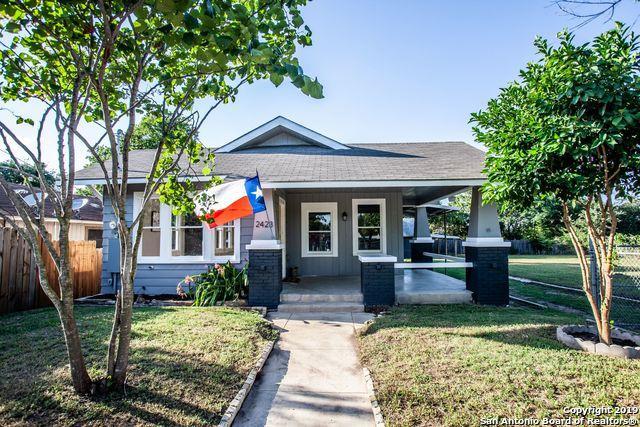 2423 Schley Ave, San Antonio, TX 78210 (MLS #1391685) :: BHGRE HomeCity