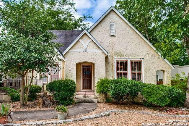 350 Elmhurst Ave, San Antonio, TX 78209 (MLS #1391718) :: Alexis Weigand Real Estate Group