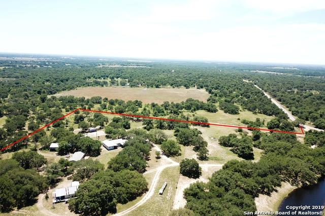 4590 Eichman Rd, Von Ormy, TX 79073 (MLS #1391737) :: Alexis Weigand Real Estate Group