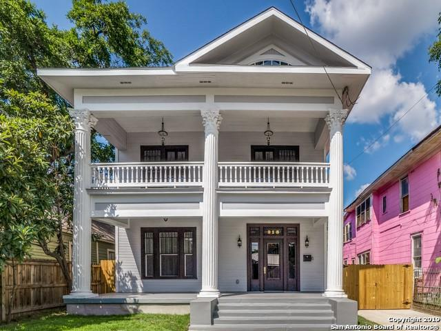 218 Upson St, San Antonio, TX 78212 (MLS #1391831) :: Carolina Garcia Real Estate Group